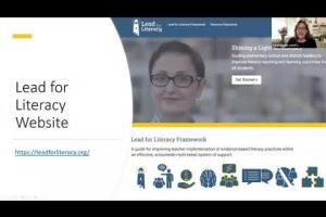 Virtual Supports for Implementing Evidence-based Practices through Distributed Leadership