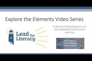 Explore the Elements: High Quality Professional Development