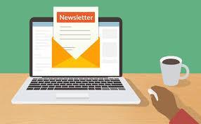 Newsletter on Screen